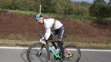 Cyclisme - Liège-Bastogne-Liège - Liège-Bastogne-Liège : Julian Alaphilippe impliqué dans une chute