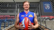 AFL's new Dog Keath happy with ankle