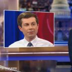 Trevor Noah Thinks Pete Buttigieg Comes Off Like Students Who BS Their Way to Good Grades (Video)