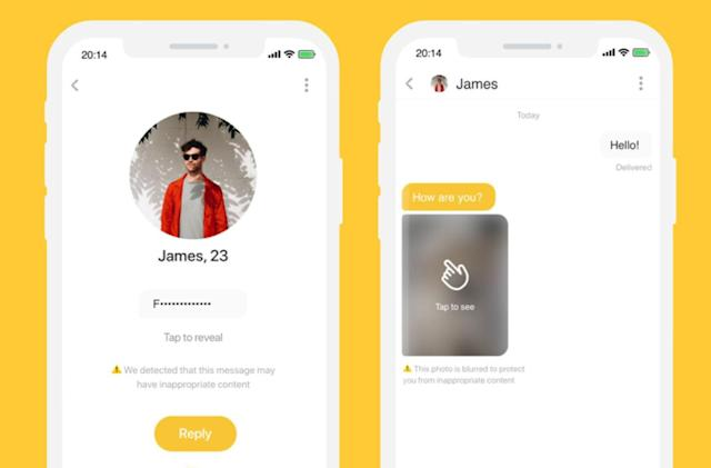 Bumble will use AI to detect unwanted nudes