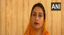 'No longer the NDA envisioned by Vajpayee, Badal sahab': Harsimrat after Akalis quit from alliance