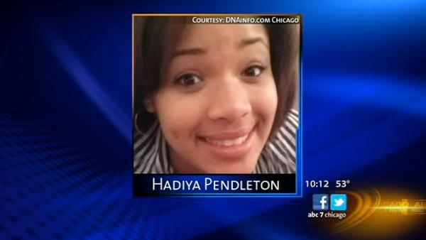 Chicago girl who performed at inauguration shot dead