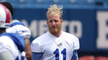 Bills WR Cole Beasley calls NFLPA 'a joke' over new COVID-19 rules restricting unvaccinated players