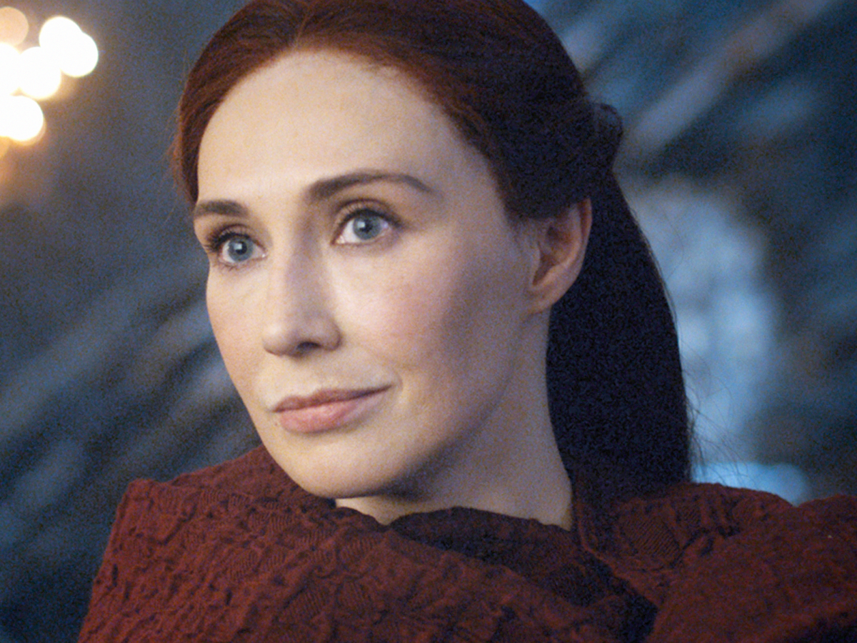 Ania Bukstein Hot okay, so this is what varys & melisandre were actually