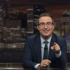 John Oliver Goes Off on Trump for Mocking Scalia's Widow's Sex Life