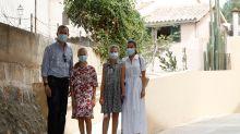 Los reyes viajan este jueves a Menorca para apoyar el turismo en la isla