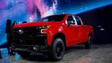 Pickup trucks steal the spotlight at the Detroit Auto Show