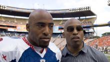 Tiki and Ronde Barber will call Bucs-Giants game together