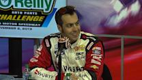 Hornish talks championship battle and 2014
