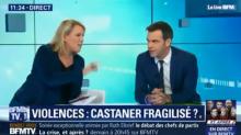Comparée à Marine Le Pen, Danielle Simonnet quitte BFMTV