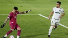 Dupla entra no Top10 de jogos pelo Palmeiras na Copa Libertadores