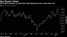 Oil's Historic Meltdown Provides Relief for LNG Importers
