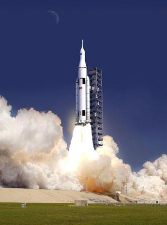NASA's Space Launch System to rocket into deep space, unravel the universe's mysteries (video)