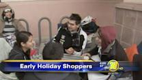 Fewer Valley shoppers are showing up this year