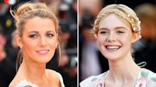 Don't Worry, Elle Fanning Is Filling Blake Lively's Role as Resident Cannes Princess