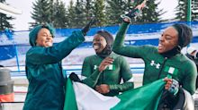 Nigeria's bobsled team is already winning even before the Winter Olympics begin