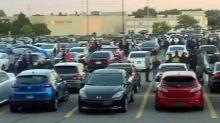 Police break up 'impromptu car show' in Hamilton, Ont.
