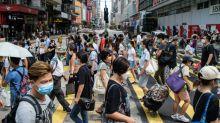 Hong Kong orders mandatory mask wearing to combat new virus wave