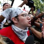 Thousands Of Counter-Protesters Overshadow 'Free Speech Rally' In Boston