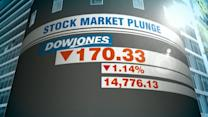 Syrian Conflict Causes Stock Market Slide