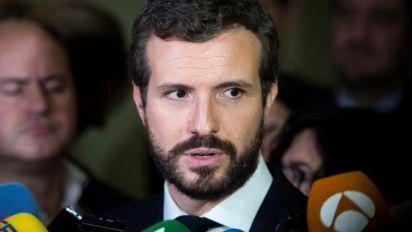 Casado critica que Junqueras imponga desde la cárcel las peticiones de ERC