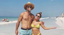 'Hottest mom bod ever': Jessie James Decker stuns in yellow bikini