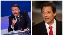 Pesquisa BTG/FSB: Bolsonaro e Haddad mantêm liderança; Ciro cai mais