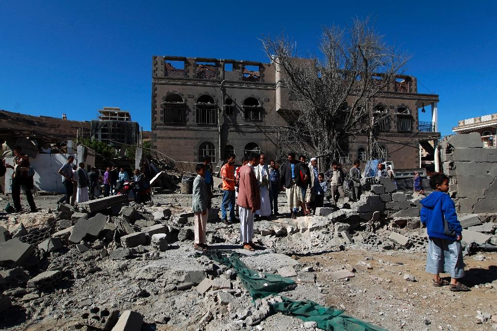 Around 6,400 people have been killed in the Yemen conflict since March 2015, according to the United Nations