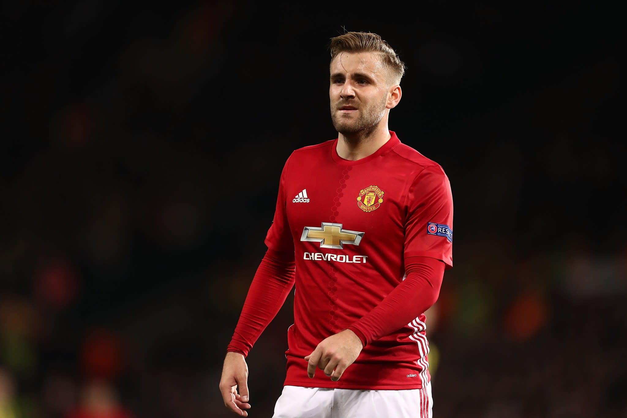 Manchester United boss Jose Mourinho categorically rules out Luke