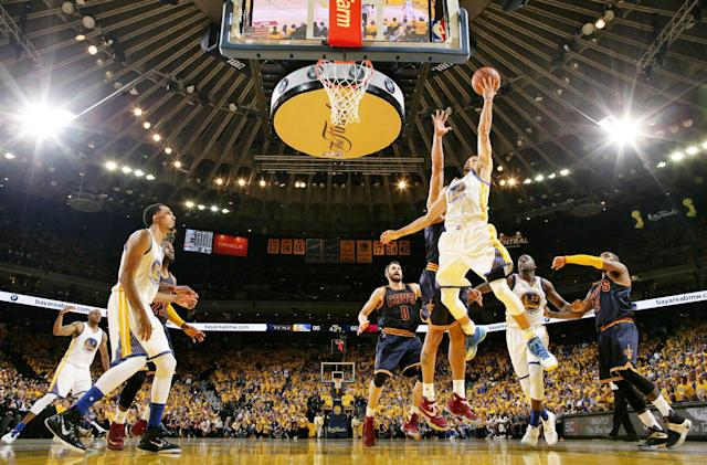 Recommended Reading: The Golden State Warriors' tech training