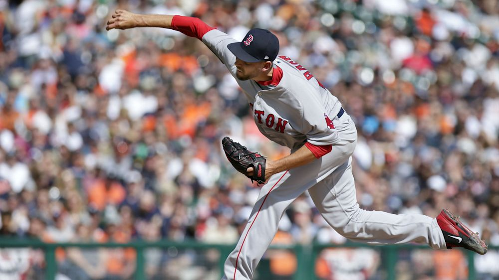 Red Sox pitcher Matt Barnes suspended for throwing at Manny Machado