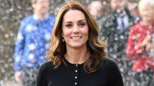 La realeza felicita a Kate Middleton a través de las redes