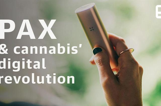 PAX Labs CEO on how technology will demystify cannabis