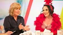 Loose Women's Linda Robson swears uncontrollably live on air during 60th celebrations