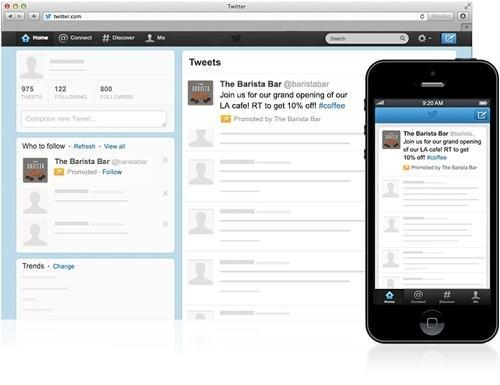 WSJ: Get ready for more ads in your Twitter feed
