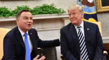 Poland offering $2 billion to host US military base: Trump