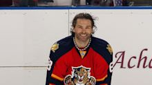 Timeless Jaromir Jagr thinks he could play until 55