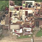 Aerial Tour of Jefferson City Shows Widespread Damage from Tornado