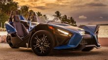 Polaris Slingshot can now be equipped with heated and cooled seats
