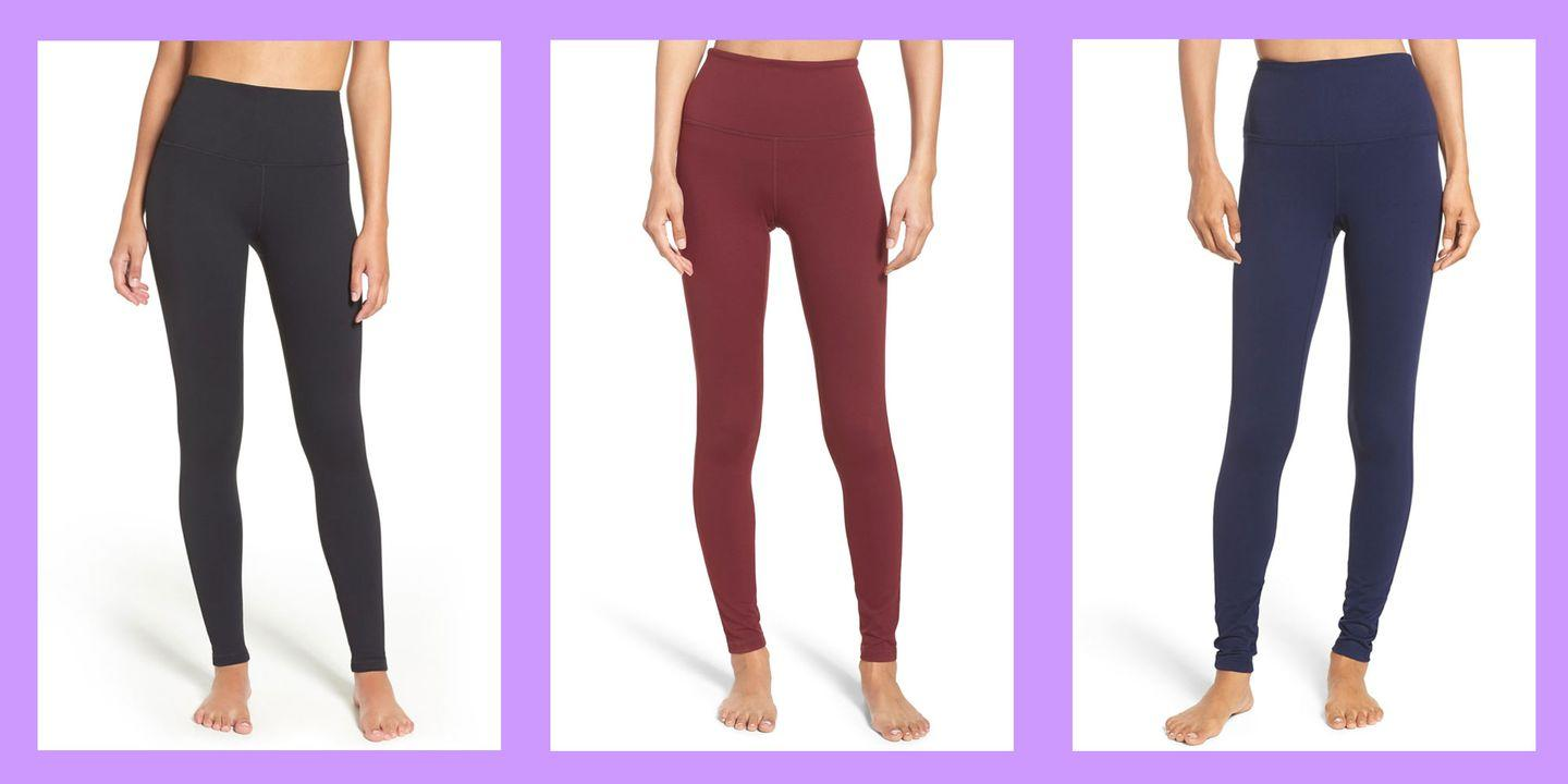 These High Waisted Leggings Have Nearly 4,000 Perfect Reviews