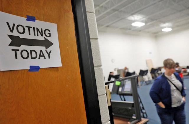 Reviewing election cybersecurity in this week's primary states