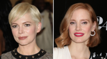 Michelle Williams Gave Jessica Chastain Permission to Tweet About 'All the Money' Pay Gap After Weeks of Industry Not Caring