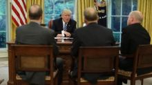Highlights of Reuters interview with Trump
