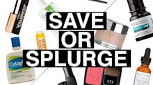 Splurge vs. Save: When to Spend on Beauty Products