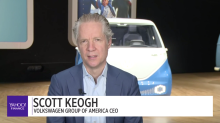 CEO of Volkswagen responds to SUV shift