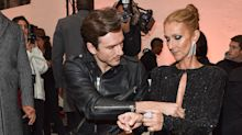 Céline Dion's Backup Dancer Saves Her from a Wardrobe Malfunction at Paris Fashion Week