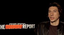 'Report' star and Marine veteran Adam Driver is here to remind us the U.S. military condemns torture