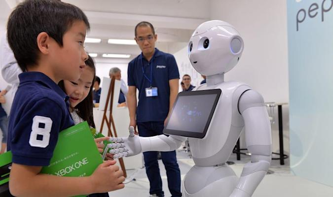 SoftBank's cutesy Pepper robot sells out in one minute