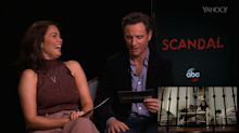 'Scandal'Role Reversal: Watch Tony Goldwyn and Bellamy Young Flip the Script
