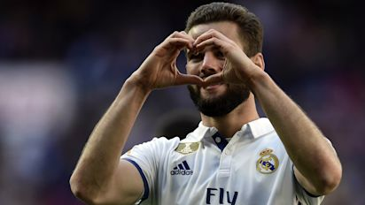 Nacho, el incombustible del Real Madrid